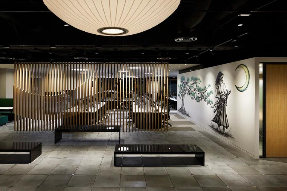 Oracle Digital Hub Tokyo「アートワーク」と「ワークスペース」